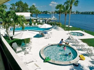 Photo for 2 BDRM~ CHARTER CLUB OF NAPLES BAY~ GREAT VIEWS/LOTS OF ACTIVITIES  **MUST SEE**