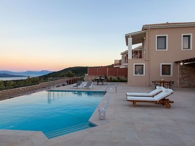 Photo for Villa Kallisto with Sea Views & Private Pool Now With 10%Off For EarlyJulyDates