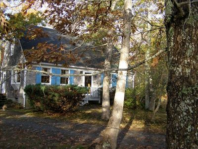 Photo for Secluded West Tisbury Vacation Home - Near Town and Beaches