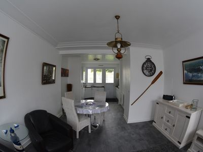 Photo for Beautiful apartment in a picturesque street of Lorient - Carnel