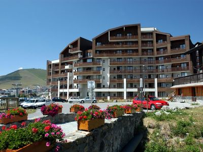 Photo for 1 bedroom accommodation in Alpe d Huez