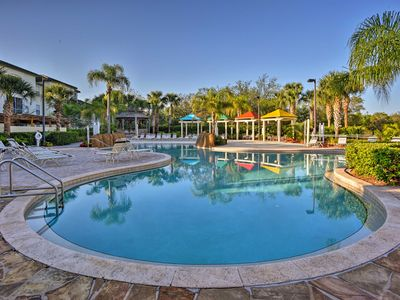 Photo for Luxury Resort Apt w/Balcony, 6 Mi to Magic Kingdom