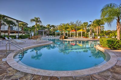 Escape to this luxury resort in Kissimmee, Florida!