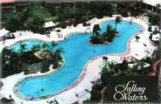 Must See! Falling Waters, Naples, Florida