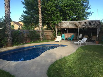 Photo for Old Town 3bd 2bth Fenced Back Yard With Private Pool & Tiki Bar! Great Location!