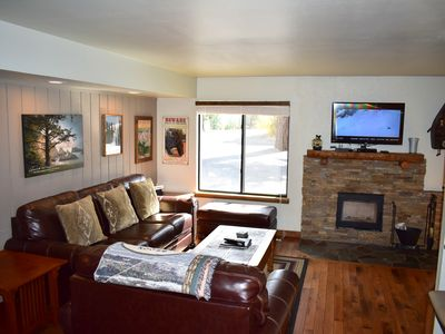 Photo for #173 Warm, welcoming, updated and beautiful mountain two bedroom-two bath condo
