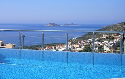 Photo for Luxury 2 Bedroom Duplex Apartment With Sea Views And Direct Pool Access