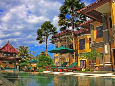 Photo for One Bedroom - Apel Villa Sanur