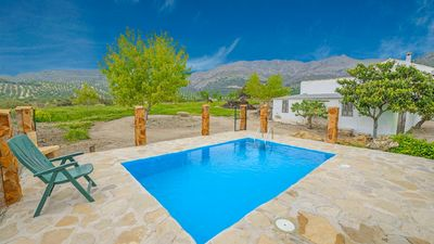 Photo for Gorgeous holiday villa with WiFi access in Cordoba province