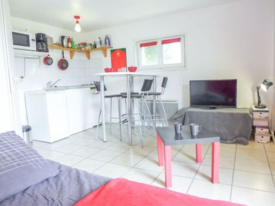 Photo for Apartment Atherbea in Bidart - 2 persons, 1 bedrooms