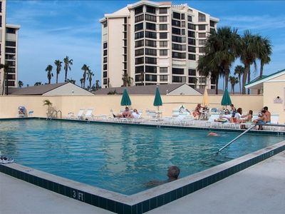Photo for 1st Floor Condo in Gated Oceanfront Resort w/Pools, Golf Course & Many Amenities