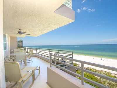 Photo for Ultra Luxurious Beachfront Condo - Amazing Views of the Gulf of Mexico