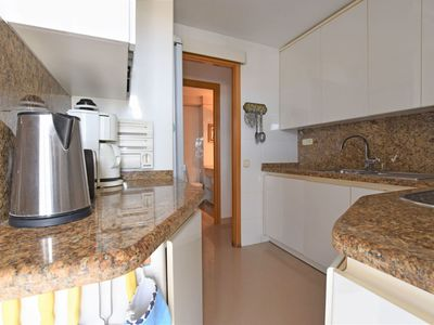 Photo for Cosy apartment for 8 people with A/C, WIFI and TV