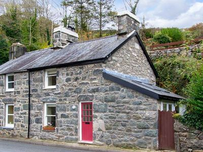 Photo for DELFOD COTTAGE, pet friendly, with open fire in Harlech, Ref 14342