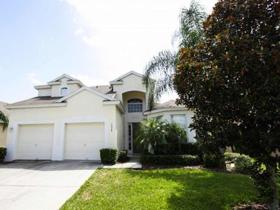 Photo for Luxury 5 Bedroom/5 Bath Luxury, Minutes To Disney In Windsor Hills Resort Kissimmee