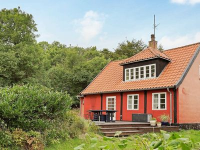 Photo for Vibrant Holiday Home in Svaneke with Barbecue
