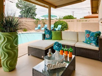 Photo for VACATION DREAM 4BR/3BA SCOTTSDALE- SLEEPS 16!