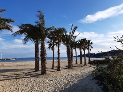 Photo for studio 4 pers .Bormes les mimosas 80m from the beach by private access