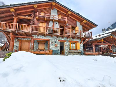 Photo for 2BR Apartment Vacation Rental in Antey-Saint-André