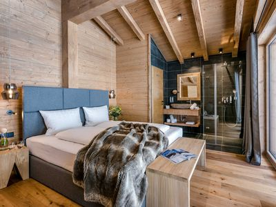 Photo for Alpin Chalet - LA SOA Chalets & Eventlodge