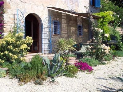 Photo for Lovely Farmhouse in the Sabine Hills Near Rome