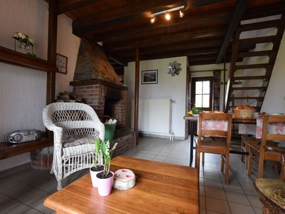 Photo for Tranquil Holiday Home in Houffalize with Barbecue
