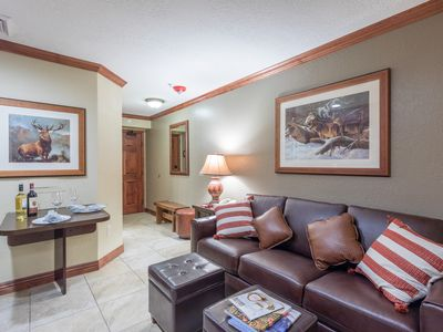 Photo for Elevate Your Vacation-Enjoy Resort Style Living at Westgate 1 Bedroom Suite - By PADZU