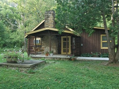 Photo for Shady Rest Log Cabin