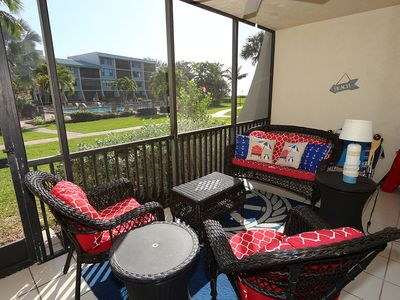 Photo for Totally Remodeled in Fall, 2013!!!! Beautiful, Ground Level Condo- Loggerhead Cay 211