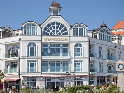 Photo for Strandschloss ***** directly at the pier, LUXURY PUR - OCEAN ONE