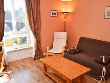 T2 Apartment Saint Malo close to the beach