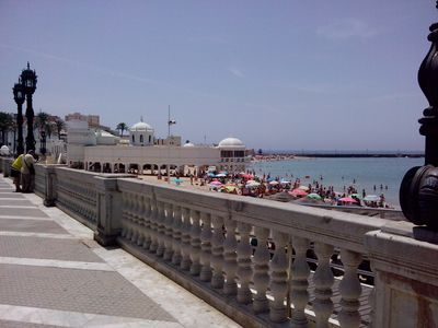 Photo for DUPLEX APARTMENT IN THE HISTORICAL CENTER AND BEACH (PLACE EMBLEMATIC)