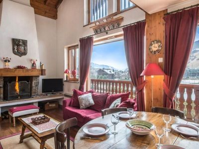 Photo for 3BR Apartment Vacation Rental in Megève