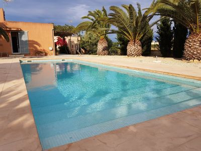 Photo for Stunning Rural Finca with pool and near the beach