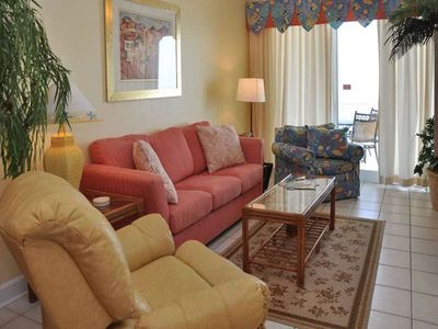 Photo for BEACH FRONT Gulf Shores ~ 2 BR Condo @ Island Royale *FREE Nights!