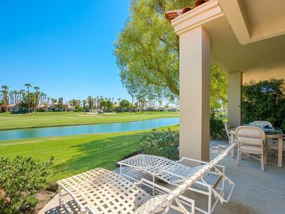 Photo for Palmer Course, Water and Mountain View Home in PGA WEST on Shoal Creek