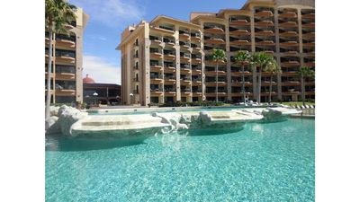 Photo for PARADISE AT BEAUTIFUL BEACH FRONT CONDO AT THE GORGEOUS SONORAN SEA RESORT