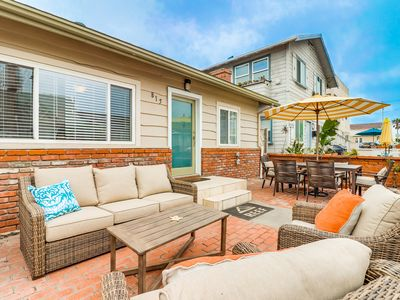 Family getaway, Awesome location, in the heart of Mission Beach!