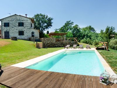 Photo for 4BR Villa Vacation Rental in Capannori, Tuscany