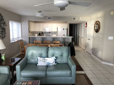 Photo for 4BR Oceanfront Condo in Myrtle Beach