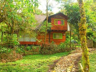 Photo for At Dominique ECO CHALET