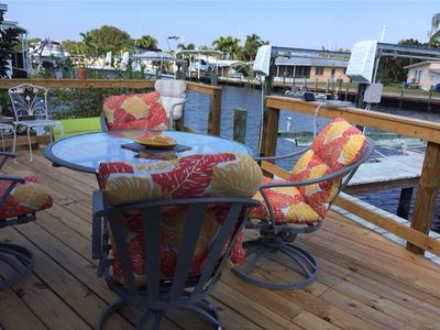 Photo for Pet Friendly, Waterfront with Quick Access To World Class Fishing and Boating.