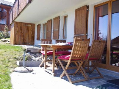 Photo for 3BR Apartment Vacation Rental in Leysin, Vaud