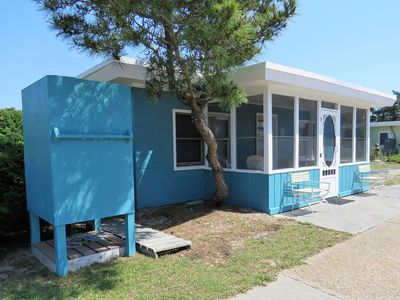 Photo for RIGHT ACROSS from OCEAN/Fenced yard