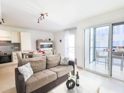 Photo for JARDINS DE MASSENA AP4088 - Apartment for 6 people in Nice