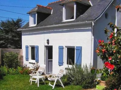 Photo for holiday home, Plougrescant  in Côtes d'Armor - 6 persons, 4 bedrooms