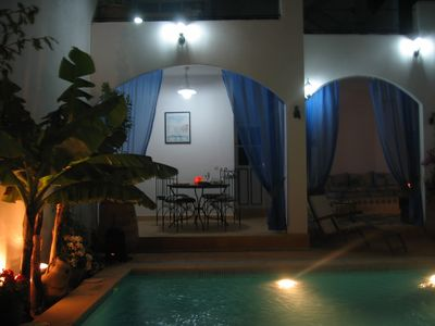 Photo for Bed and breakfast Agadir any comfort ocean view with swimming pool, sauna, massages