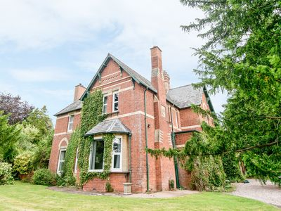 Photo for The Old Vicarage, PETERCHURCH