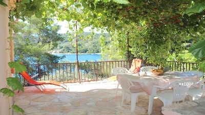 Photo for Holiday apartment Vela Luka for 4 - 6 persons with 2 bedrooms - Holiday apartment