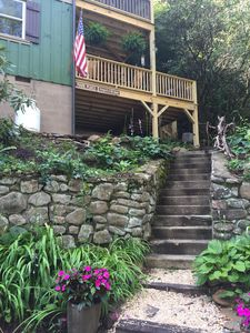 Photo for Lots of Luxuries in the Heart of Montreat - Gourmet kitchen, HVAC, WIFI, Gas FP